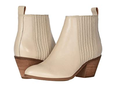 FRYE AND CO. Jacy Chelsea (White Waxy Full Leather) Women