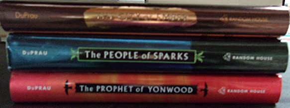 Book of Ember Trilogy (City of Ember, People of Sparks, Prophet of Yonwood)