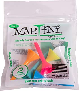 Martini Golf Tees 2 (5 Pack)
