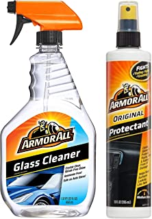 Armor All ARMORALL Glass Cleaner 650 ML & ARMORALL PROTECTANT 295 ML