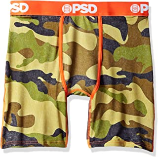 PSD Men's Vintage Athletic Boxer Brief, Camo