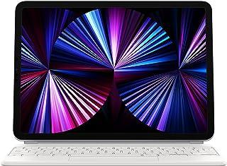 Apple Magic Keyboard (para el iPadPro de 11Pulgadas - 3.ªgeneración yiPadAir - 4.ªgeneración) - Español - en Blanco