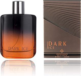 Perfume&Beauty DARK ICE Perfume for Men Parfum 100ML 3.4 fl.oz-Black