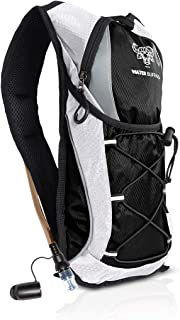 Water Buffalo Hydration Pack Backpack - Water Backpack - 2L Water Bladder