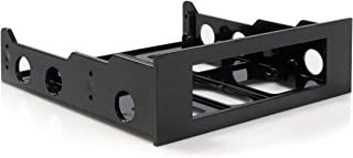 "StarTech.com 3.5"" to 5.25"" Front Bay Adapter - Mount 3.5"" HDD in 5.25"" Bay - Hard Drive Mounting Bracket w/ Mounting Screws (BRACKETFDBK)"