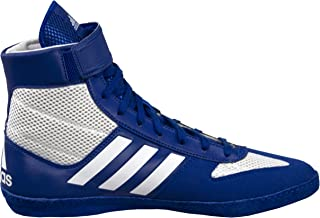 adidas Combat Speed 5 Royal/White Wrestling Shoes (F99972)
