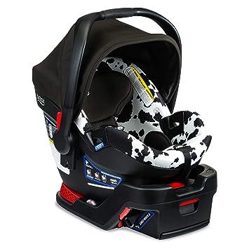 Britax B-Safe Gen2 Flexfit Infant Car Seat, Cowmooflage 2.0 SafeWash: image