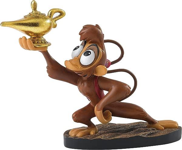 Disney Officially Licensed Aladdin Mischievous Thief Abu Figurine