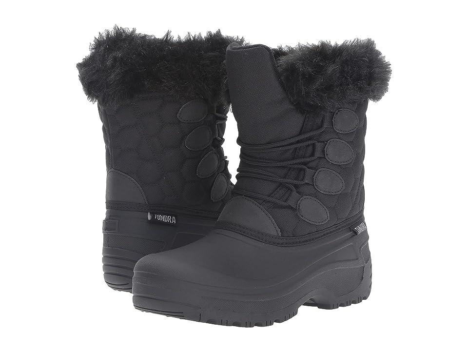Tundra Boots Gayle (Black) Women