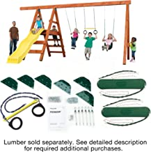 Pioneer Custom DIY Play Set Hardware Kit (wood not included)