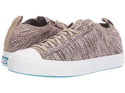 Native Shoes Jefferson 2.0 Liteknit (Flax Melange/Shell White) Shoes