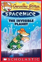 The Invisible Planet (Geronimo Stilton Spacemice #12)