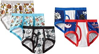 Angry Birds and Star Wars Five-Pack of Briefs