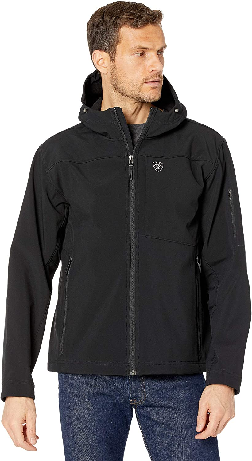 ARIAT Vernon Hooded Softshell Water Resistant Jacket