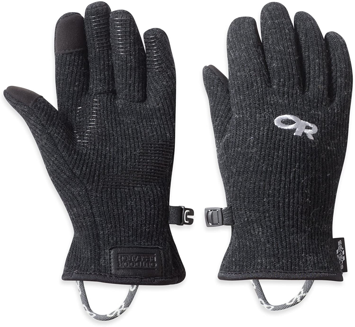 Outdoor Research Women's Flurry Sensor Gloves - Wicking, Breathable, Lightweight and Touchscreen Compatible