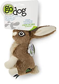 goDog Wildlife Toy with Chew Guard