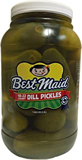 Best Maid Dill Pickles, 18-22 ct, 128 oz