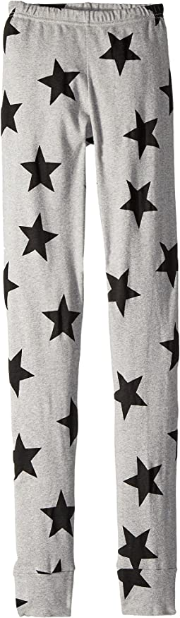 Nununu Star Leggings (Little Kids/Big Kids)