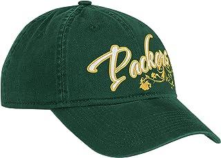NFL Women's Fan Gear Team Color Slouch Adjustable Hat - EQ58W