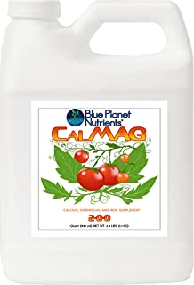 Blue Planet Nutrients CalMag with Iron Liquid Supplement Quart (32 oz)