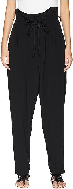 U-High-Waist Pants