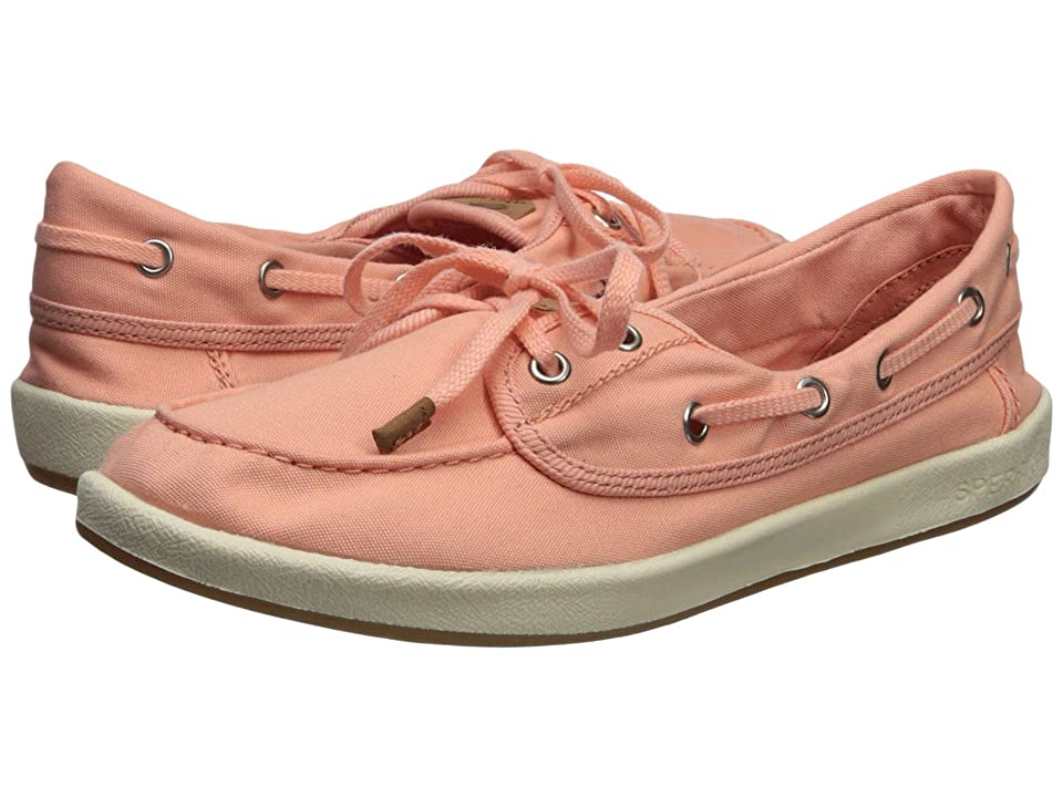 Sperry Drift Hale (Salmon) Women