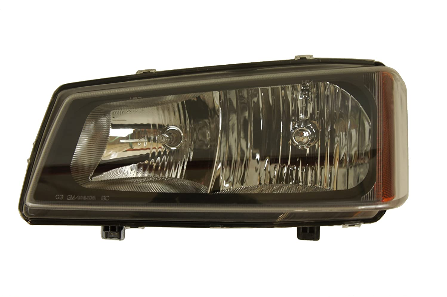 Genuine GM Parts 10396913 Driver Side Headlight Assembly Composite