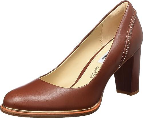 Clarks Ellis Edith, zapatos de Tacón para mujer