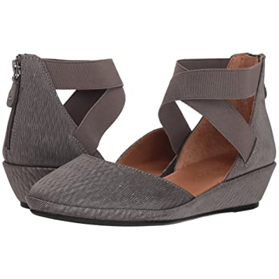 Gentle Souls by Kenneth Cole Noa (Ash Embossed Leather) Women