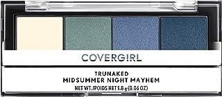 Covergirl truNAKED Quad Eyeshadow Palette, Midsummer Night Mayhem