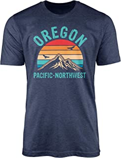 pacific northwest tee shirts