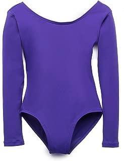 Best girls purple long sleeve top Reviews