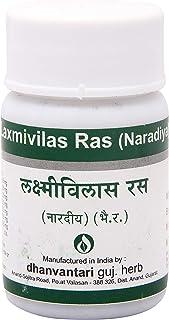 Ayucine Forever Dhanvantari Laxmivilas Ras, 60 Tablets
