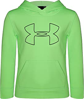 Little Boys' Big Logo Hoodie