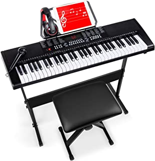 Best Choice Products 61-Key Beginners Electronic Keyboard Pi