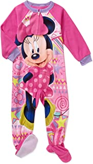 e10a371566 Amazon.com  Minnie Mouse - Blanket Sleepers   Sleepwear   Robes ...