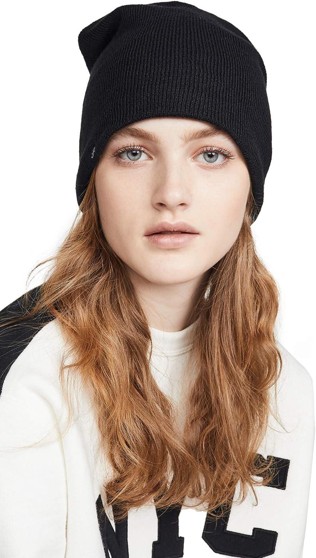 Plush Women's Miami Mall Barca Slouchy Fleece Genuine Hat Lined
