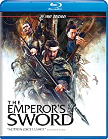 Action Film THE EMPEROR'S SWORD arrives on Blu-ray, DVD and Digital Nov. 9 from Well Go USA