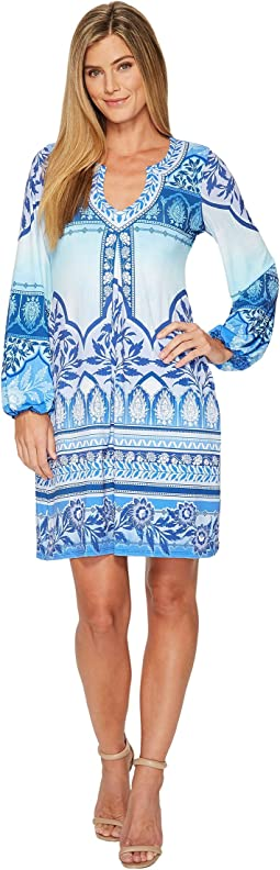 Hale Bob - Precious Cargo Matte Microfiber Jersey Dress