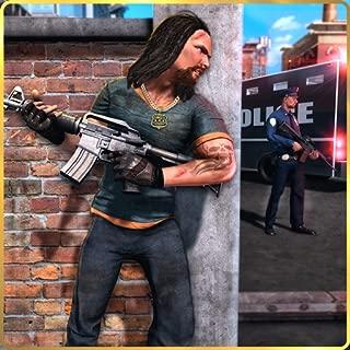 Mafia Gangster Lands in City Survival Gangster Kill City Simulator Crime Game: Criminal Mind Ganglands Survival Hard Time Shooting Thrilling Action Mission Adventure Sim Game Free For Kids 2018