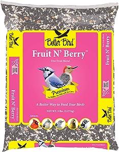 Better Bird, Fruit N' Berry, 5 lb Poly Bag, Pack of 1