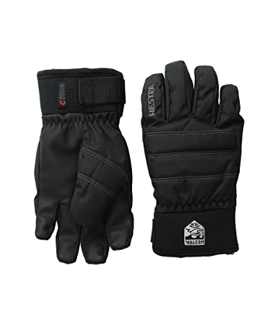 Hestra Czone Primaloft Junior (Black) Ski Gloves