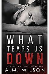 What Tears Us Down: A Single Dad Standalone Romance (Arrow Creek Book 3) Kindle Edition