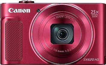 Canon PowerShot SX620 HS - Cámara digital compacta de 20,2