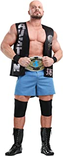 Adult Stone Cold Steve Austin Costume WWE Officially Licensed Costume