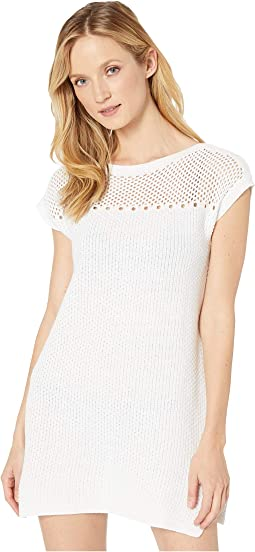 Beach Sweaters Tunic Cover-Up