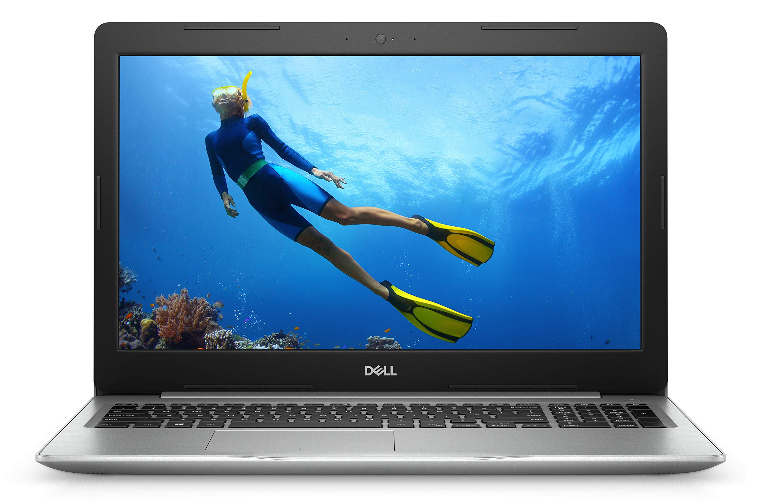 Dell Inspiron 15 5000 15 6 Inch Fhd Thin And Light Laptop Platinum Silver Amd Ryzen 7 2700u 8 Gb Ram 256 Gb Ssd Amd Radeon 530 4 Gb Windows 10 Home Amazon Co Uk Computers Accessories