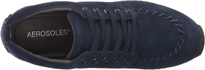 Aerosoles Womens Panoramic Fashion Sneaker