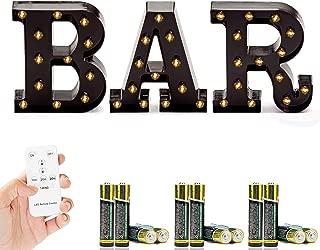 Best light up bar sign Reviews