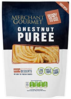 Merchant Gourmet Chestnut Puree 200g - Pack of 6